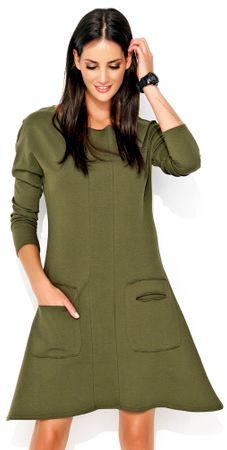 Numinou sukienka damska 40 zielony