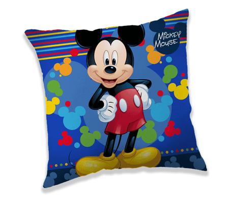 Jerry Fabrics Mickey egér 2016 Párna, 40x40 cm