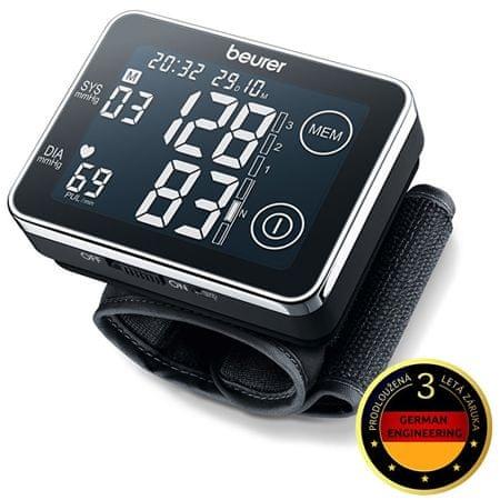 BEURER Csuklós vérnyomásmérő BC 58