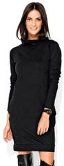 Numinou ženska obleka, črna - Odprta embalaža