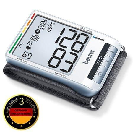 BEURER Csuklós vérnyomásmérő BC 85