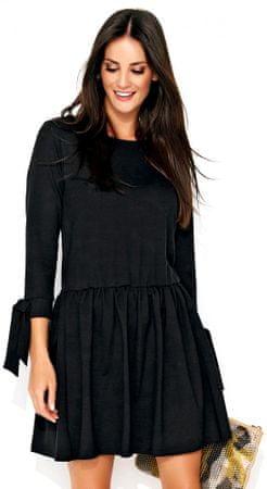 Numinou ženska obleka, 40, črna