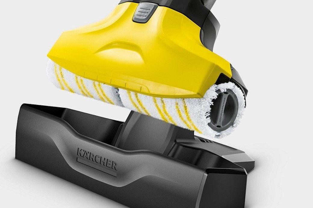 Innowacyjne urządzenie umożliwia szybkie czyszczenie i sprzątanie FC 5 (1.055-400.0)
