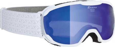 Alpina Sports gogle narciarskie Pheos JR MM biały/wielobarwny