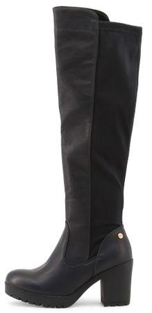 XTI ženski škornji, črni, 37