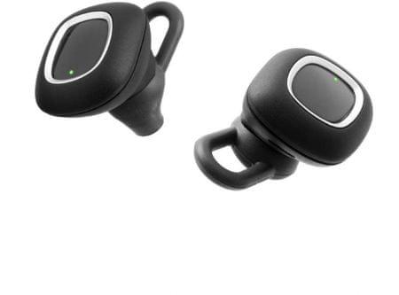 Fixed Bezprzewodowy zestaw słuchawkowy Bluetooth stereo FIXED Boom, czarny FIXTW-BOM-BK