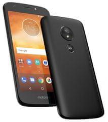 MOTOROLA smartfon Moto E5 Play Go, Black (PACR0001RO)
