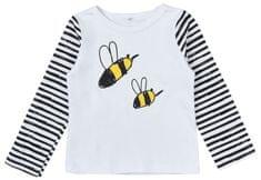 Garnamama bluzka dziecięca z pszczołami