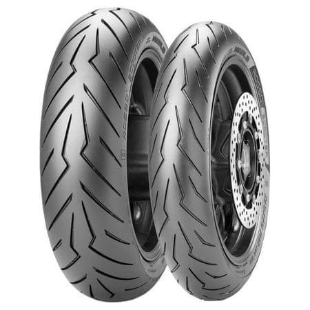 Pirelli diablo Scooter 90/90 46P + 100/90 57P 14 M/C TL