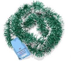 Seizis Zasnežené zelené reťaze, set 3 kusy