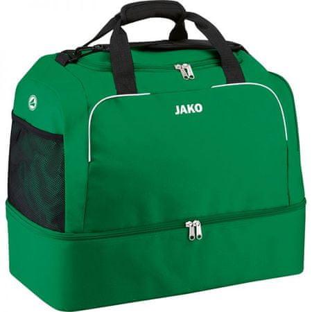 JAKO CLASSICO sportovní taška se dnem vel. 3, zelená