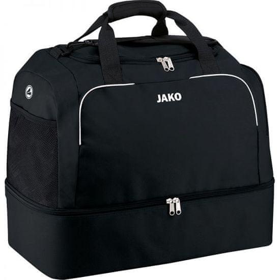 JAKO CLASSICO sportovní taška se dnem vel. 2, černá