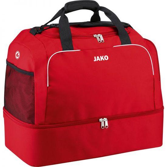 JAKO CLASSICO sportovní taška se dnem vel. 2, červená