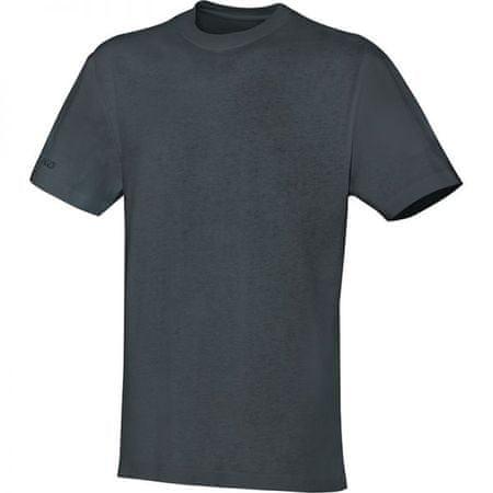 JAKO TEAM tričko vel. S, antracitová