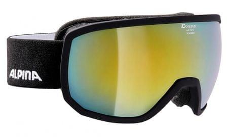 Alpina Sports smučarska očala Scarabeo MM sph. (CC) Translucent blue