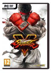 Capcom igra Street Fighter V (PC)