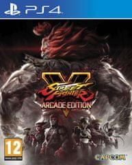 Capcom igra Street Fighter V - Arcade Edition (PS4)