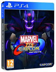 Capcom igra Marvel vs. Capcom Infinite - Deluxe Edition (PS4)