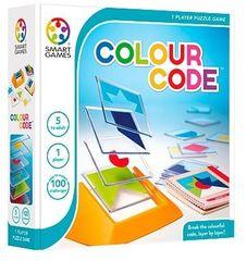Smart Games igra Barvna koda (100 izzivov) A18