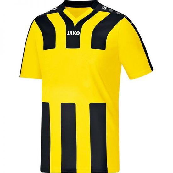 JAKO SANTOS dres krátký rukáv vel. 140, žlutá
