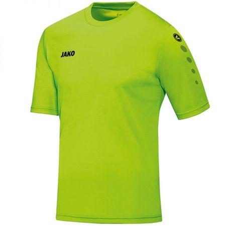 JAKO TEAM dres krátký rukáv vel. 104, světle zelená