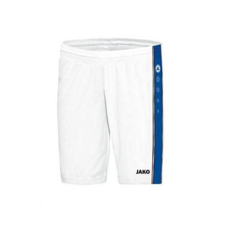 JAKO CENTER trenky basketbal vel. XS, bílá/modrá