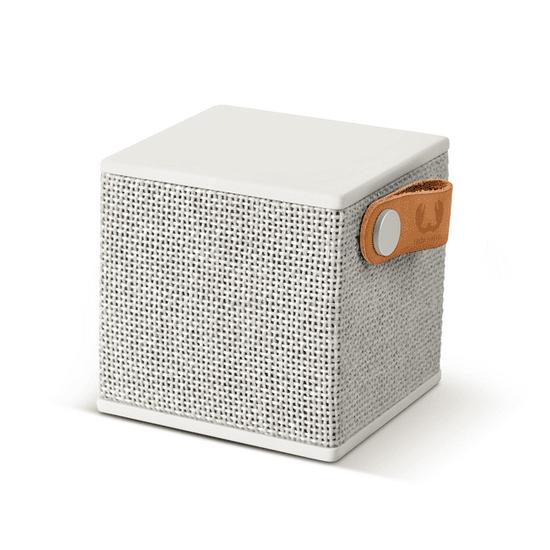 Fresh 'n Rebel Rockbox Cube Fabriq Edition, světle šedá