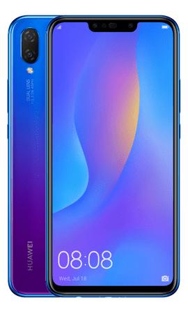 Huawei smartfon nova 3i, 4/128GB, Iris Purple