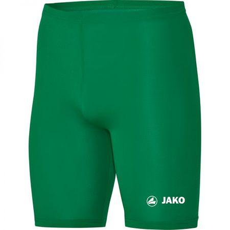 JAKO BASIC 2.0 elastické šortky pod trenýrky vel. 152, zelená