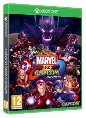 Capcom igra Marvel vs. Capcom Infinite (Xbox One)