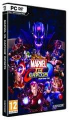 Capcom igra Marvel vs. Capcom Infinite (PC)