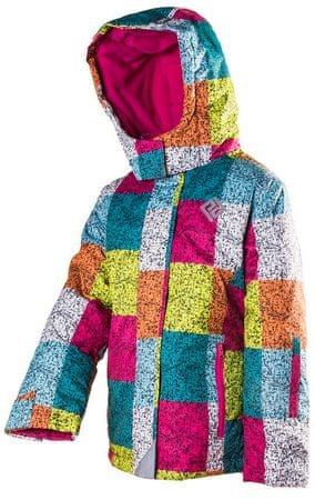 PIDILIDI skijaška jakna za djevojčice, višebojna, 104