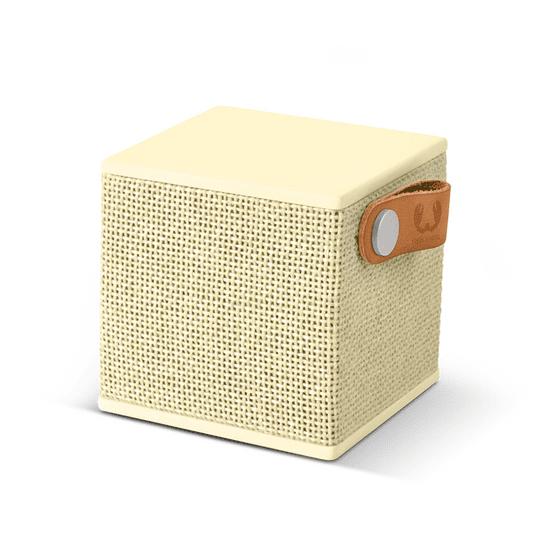 Fresh 'n Rebel Rockbox Cube Fabriq Edition, světle žlutá