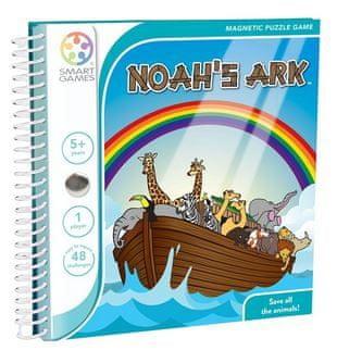 Smart Games magnetna potovalna igra Noetova barka