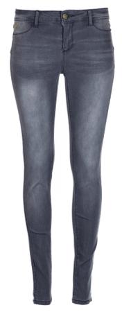 Desigual jeansy damskie Kentya 27 szary