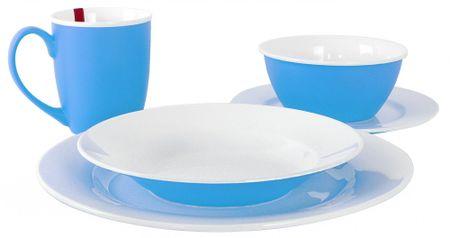 TORO Étkészlet 20 db, kék