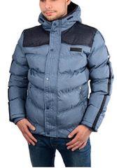 Cars-Jeans Pánská modrá bunda Bitetto Navy 4146912