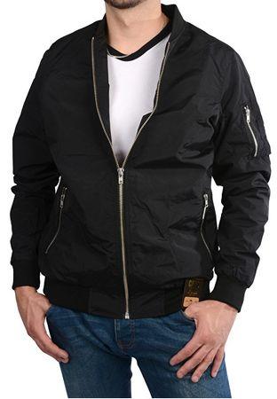 Cars-Jeans Pánská černá bunda Geraldo Black 4946901 (Velikost L)