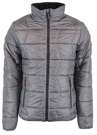 Noize Férfi kabát Szürke 4565215-00 (méret M)