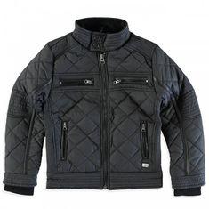 Cars-Jeans Pánská černá bunda Craydon Black 4016401