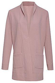 Smashed Lemon Női hosszú kabát Pink 17802/14 (méret M)