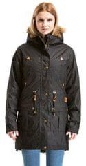 MEATFLY Damska kurtka zimowa kurtka deszczowa 2 C - Heather Czarne