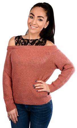Fornarina Női pulóver Bill - Piggy Tricot BI187B74Z69363 (méret S)