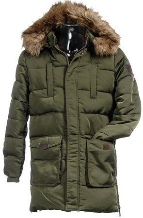 5baa9d4510 Férfi divatos kabát 36201093.055 (méret L) | MALL.HU