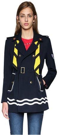 Desigual Dámsky kabát Abrigo Morgan e 18SWEW83 5001 (Veľkosť 44)