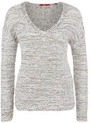 s.Oliver Creme Knit női pulóver 14.801.61.4424.02X0