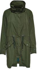 ONLY Dámska bunda Thunder Long Oversized Shell Coat Otw Rifle Green