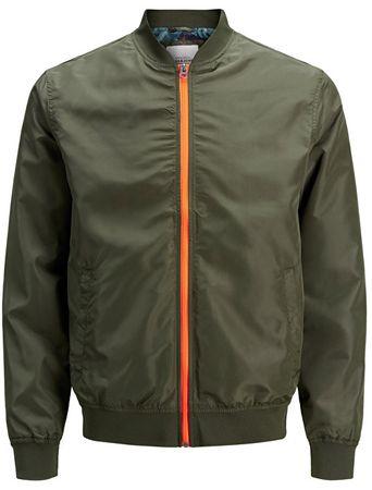 df01c4e686 Jack&Jones Férfi kabát Joribiza Bomber Forest Night (méret M) | MALL.HU