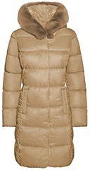 Geox Faviola Long Jkt Light Mink W8425K-T2449-F5169 Női dzseki