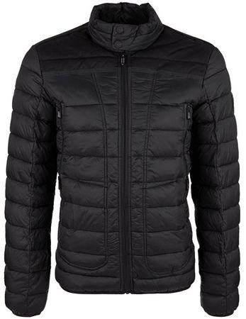 s.Oliver Férfi kabát 28.808.51.8307. 9999 Black (méret M)